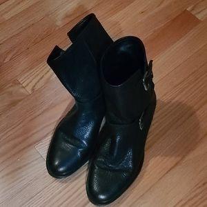 Jcrew Moto Boots